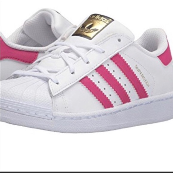 a62f440a Girls Adidas Superstar Sneakers in Bold Pink. M_5bdf4bc09539f70ce48bc842